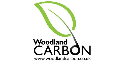 woodland carbon logo